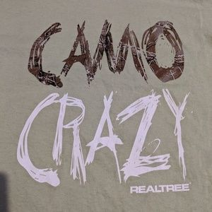 Realtree Tops - Realtree t-shirt